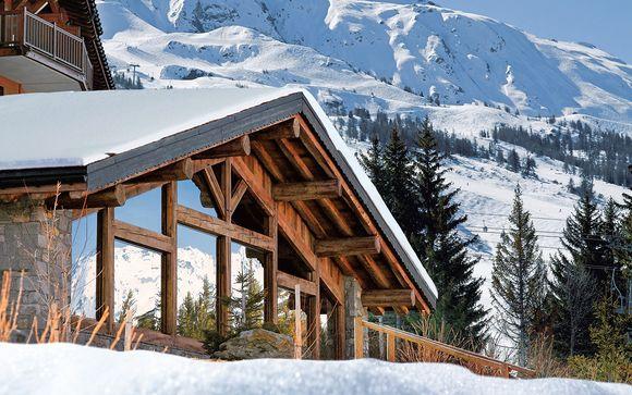 Residence Premium Les Alpages De Chantel 4*