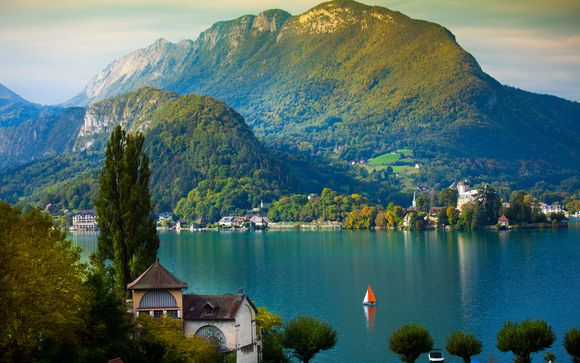 Destination...Lake Annecy