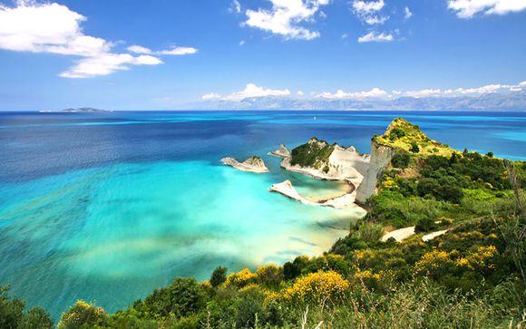 Destination...Corfu