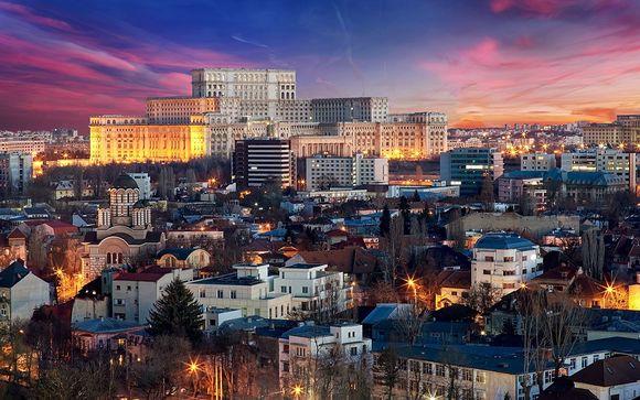 Destination...Bucharest!