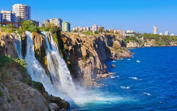 Destination...Antalya