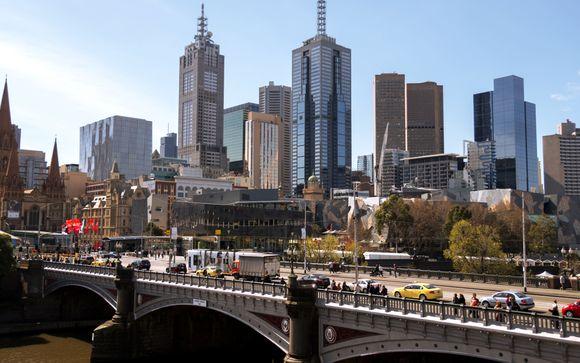 Destination...Melbourne