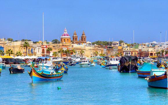 Destination...Malta