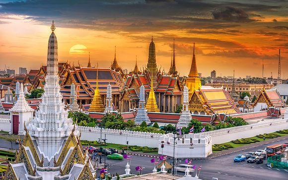 Destination...Bangkok