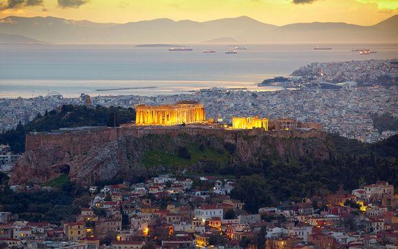 Destination...Athens