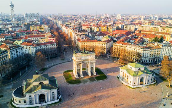 Destination...Milan