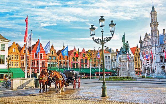 Destination...Bruges