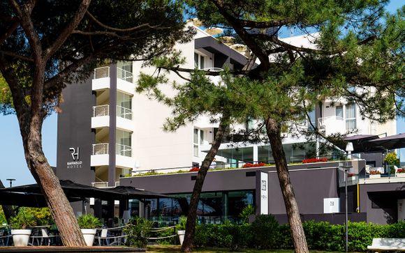 Raffaello Hotel 4*