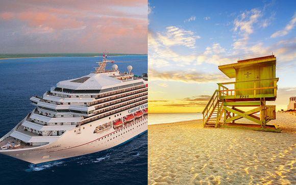 Red South Beach Hotel 4* & Optional Bahamas Cruise