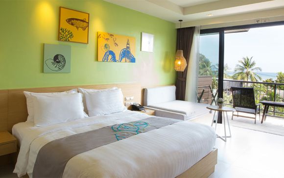 4* Holiday Inn Resort Ao Nang Beach, Krabi