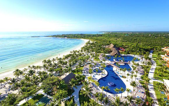 Barcelo Maya Beach 5* & Optional Yucatan Tour
