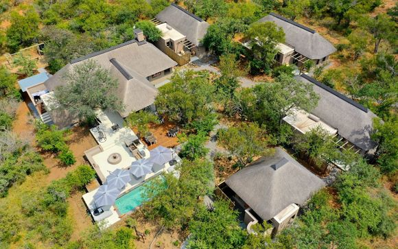 Lindiwe Safari Lodge 4*