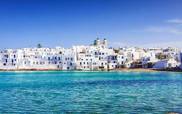 Fresh Hotel Athens & Archipelagos Resort Hotel Paros 4*