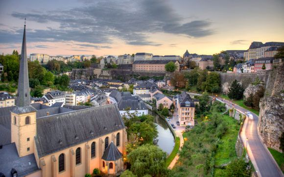 Le Royal Luxembourg***** - Luxembourg