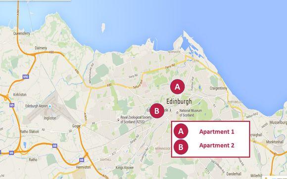 Apartment Locations