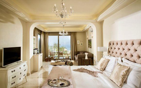 Creta Blue Luxury Collection 4*