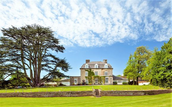 19th Century Stone Manor in Landscaped Gardens