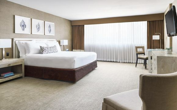 Luxe Sunset Boulevard Hotel Los Angeles 4*
