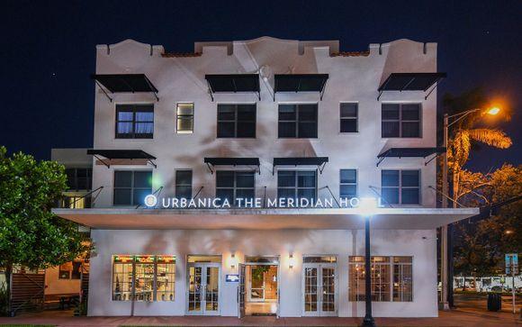 Urbanica The Meridian Hotel 4*