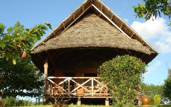 Your Beach Stay - at Kichanga Beach Lodge 4*
