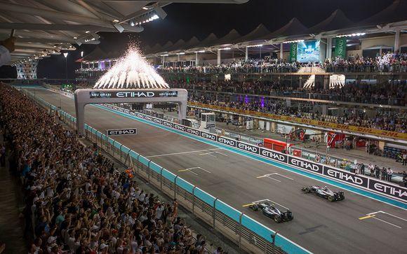 Abu Dhabi F1 Grand Prix & 4/5* Hotel Stay