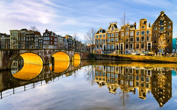 Crowne Plaza Amsterdam South 4*