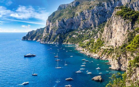 Journey Around Three Stunning Italian Islands
