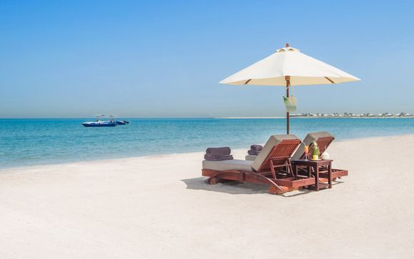 Luxury Collection: Palatial Beach Front Bliss by Waldorf Astoria