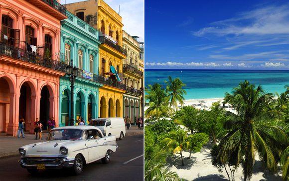Casas Particular Havana and Santa Clara, + Ocean Casa Del Mar in Cayo Santa Maria 5*