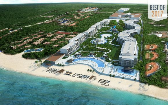 All Inclusive Caribbean Paradise Opening Early 2018