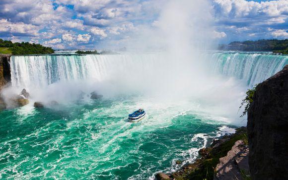 Iceland, Niagara & New York 4*
