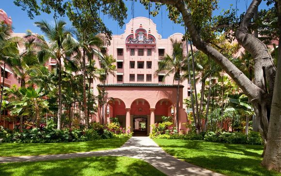 The Royal Hawaiian, a Luxury Collection Resort, Waikiki 5*