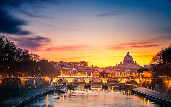 Fabulous Style 20 Minutes from The Vatican City