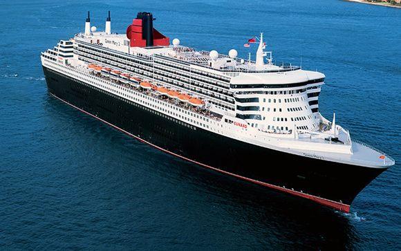 Queen Elizabeth or Queen Mary 2 Cruise