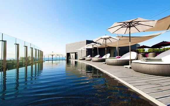 Luxury Spa Hotel & Award-Wining Design Hotel