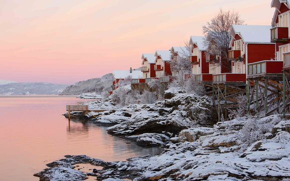 Arctic Winter Getaway and Northern lights Experience