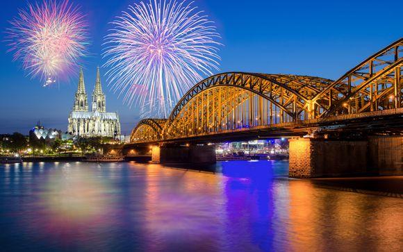 Rhine Christmas Markets Cruise