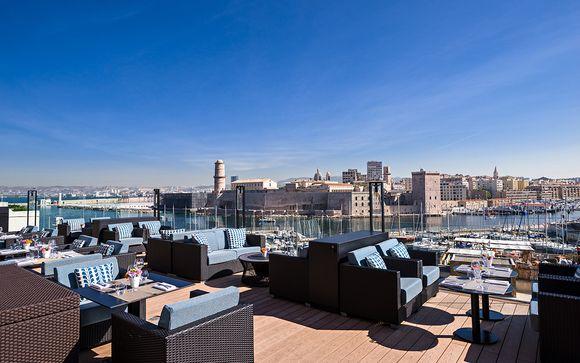 Sofitel Marseille Le Vieux Port 5*