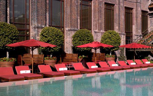 Faena Hotel***** - Buenos Aires - Argentina