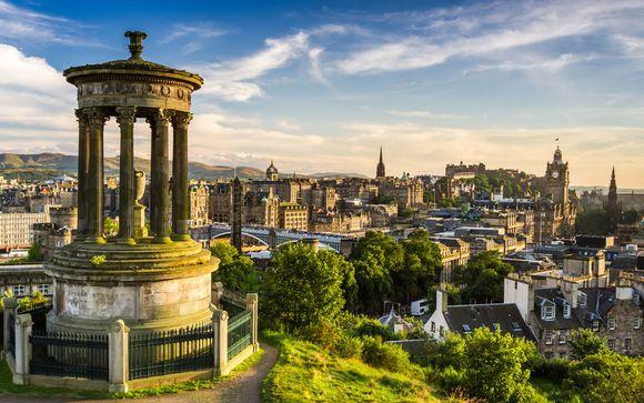 The Scotsman Hotel 4* - Edinburgh - Up to -70% | Voyage Privé