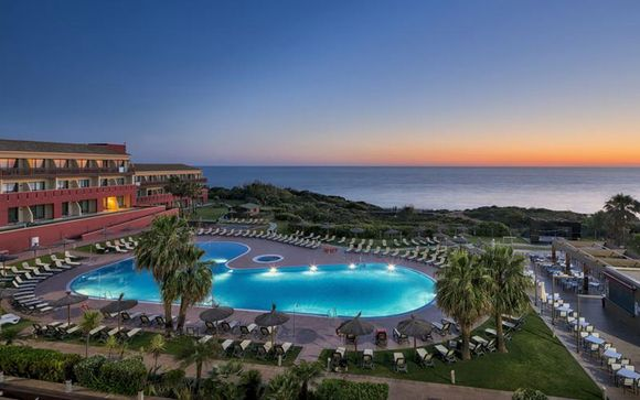 Hotel Ilunion Calas de Conil 4*