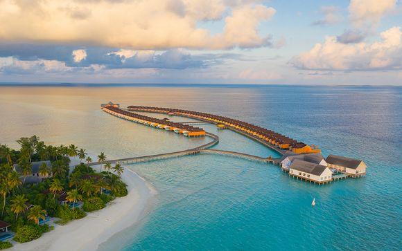 The Standard Huruvalhi Maldives 5*