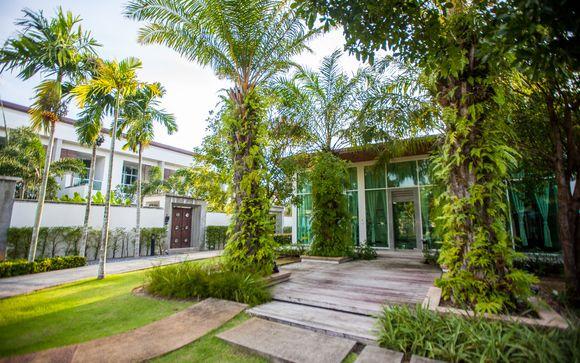 Oxygen Style Bangtao Beach Villa 4*