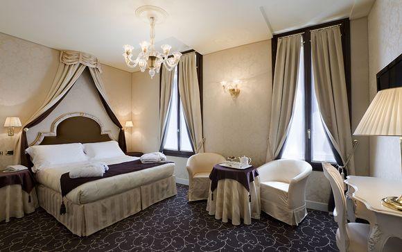 UNA Hotel Venezia 4*