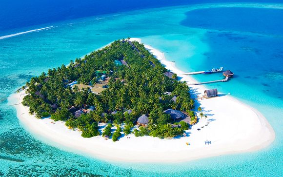 Beach Villas on Idyllic Island