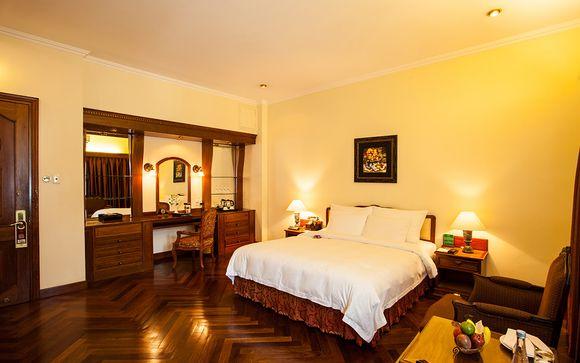 Majestic Hotel, Saigon 5*