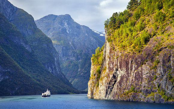 Immersive Norwegian Getaway