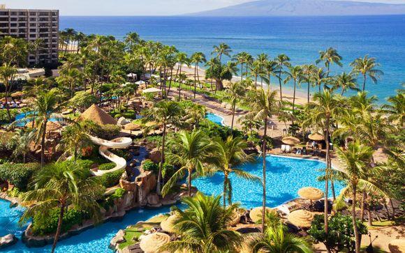Marina del Rey Hotel 4* + The Westin Maui Resort & Spa 4*