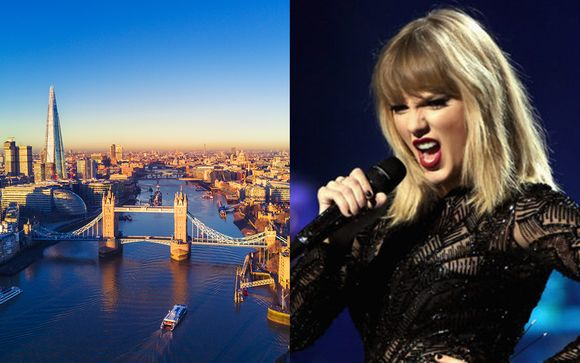 Taylor Swift Concert with Doubletree by Hilton London Islington 4*