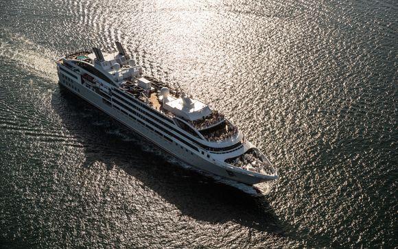 Ponant Le Soleal UK Cruise
